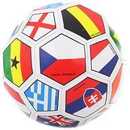Futball-labda - zászlók - Futball labda