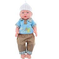 Kisfiú kisbaba - a neme kisfiú - zacskóban - Baba