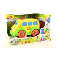 Baby kisautó - autóbusz - Babajáték
