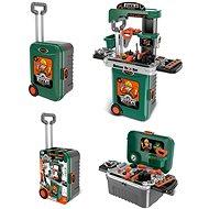 Szerszámok egy utazóbőröndben - Játék