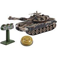 RC tank Russia T90 vs Target 1:24 - Távvezérelhető tank