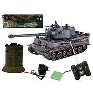 Tank RC Tiger 1:24 - Távvezérelhető tank