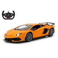 Jamara Lamborghini Aventador SVJ 1:14 2.4G narancs - Távirányitós autó