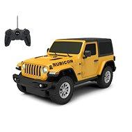 Jamara Jeep Wrangler JL 1:24 27MHz sárga - Távirányitós autó