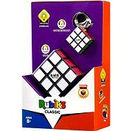 Rubik klasszikus kocka szett (3 x 3 x 3 + medál) - Fejtörő