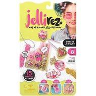 Jelli Rez - alapkészlet zselés ékszer ékszerek készítéséhez - Ékszerkészítő készlet