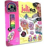 Jelli Rez szivárvány ékszerek - kreatív készlet gél ékszerek készítéséhez - Ékszerkészítő készlet