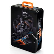 Klein Hot Wheels Gyűjtői koffer, 50 db - Bőrönd