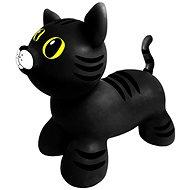 Jumpy fekete cica - Ugráló