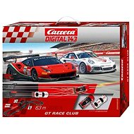 Carrera D143 40039 GT Race Club - Autópálya