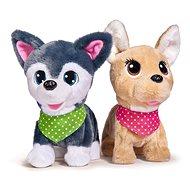 Simba ChiChi Love Puppy Friends, 2 változat - Plüssjáték