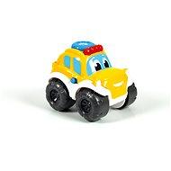 Clementoni kanyargós játékautó - Jeep Safari - Játékautó