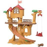 Figura Erdélyi családok kalandfa ház