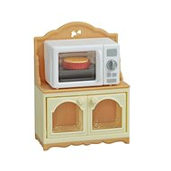 Erdélyi családok Bútor - szekrény mikrohullámú sütővel