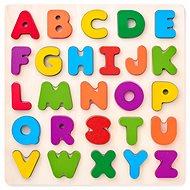 Woody Puzzle ABC - Betűk a fedélzeten - Puzzle