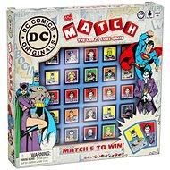 Match DC Comics - Társasjáték