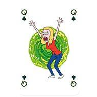 Kártyajáték Waddingtons No. 1 Rick & Morty
