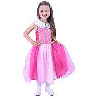Rappa Rózsaszín hercegnő gyerek jelmez (M)