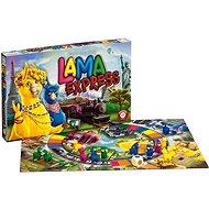 Társasjáték Lama Express - Společenská hra