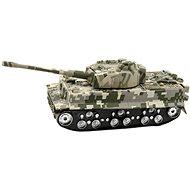 Tank RC TIGER I - Távvezérelhető tank
