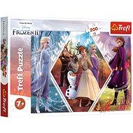 Trefl Puzzle Ice Kingdom II / Jégvarázs II 200 darab - Puzzle