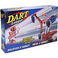 Wiky pisztoly mozgatható céllal 12 cm - Játékfegyver