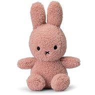 Miffy Sitting Teddy Pink 23 cm - Plüssjáték