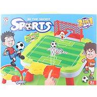 2in1 focimeccs - Játék