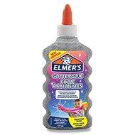 Elmer's Glitter Glue Ragasztó 177ml, ezüst - Adalék