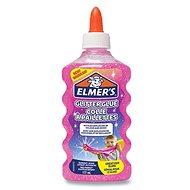 Elmer Glitter Glue 177ml, rózsaszín - Adalék