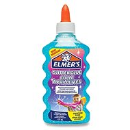 Elmer's Glitter Glue 177 ml ragasztó, kék - Adalék