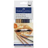 Faber-Castell Classic Sketch szett, 6 darab - Művész kellék