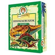 MindenTuDorka - Dinoszauruszok - Társasjáték