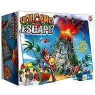 Vulkán Kaland társasjáték - Társasjáték