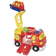 Vtech - Toot Toot Drivers - Bif tűzoltóautó készlet - HU - Játékautó