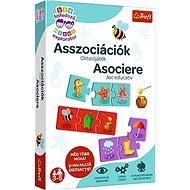 Educational game - assotiations - hungarian version - Társasjáték