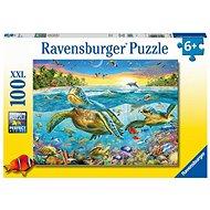 Ravensburger 129423 Úszás vízi teknősökkel 100 db