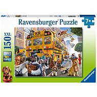 Ravensburger 129744 Iskolai pajtások 150 darab - Puzzle