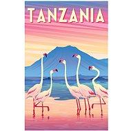 Ravensburger 129614 Tanzánia 200 darab