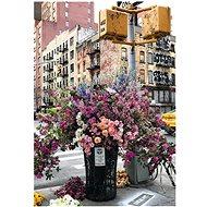 Ravensburger 129645 Virágok New Yorkban 300 db - Puzzle