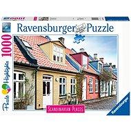 Ravensburger 167418 Skandinávia Aarhus, Dánia 1000 darab - Puzzle