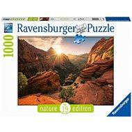 Ravensburger 167548 Zion Canyon, USA 1000 darab - Puzzle