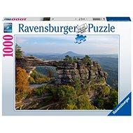 Ravensburger 168668 cseh gyűjtemény: Pravčická brána 1000 darab - Puzzle