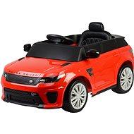 Range Rover Sport SVR piros - Elektromos autó gyerekeknek