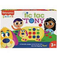 Társasjáték Tic Tac Tony tic-tac-toe - Společenská hra