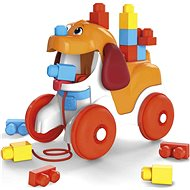 Mega Bloks First Builders Kockák - kutyus - Építőjáték