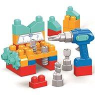 Mega Bloks Kis építő - Építőjáték