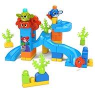Mega Bloks Peek A Bloks Víz alatti kaland - Építőjáték