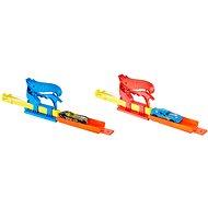 Autópálya Hot Wheels Zsebkilövő