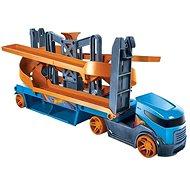 Autópálya Hot Wheels Emelős teherautó